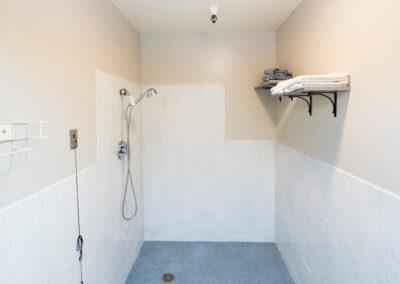 bathroom shower Briarwood Post Acute