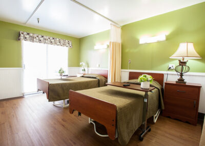Citrus Nursing Center semi-private room