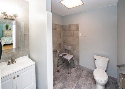 Community Care bathroom
