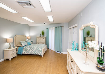 Occupational Therapy bedroom
