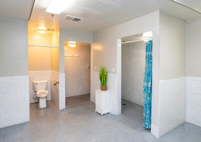 Bathroom at Country Oaks care center