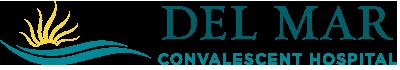 Del mar Convalescent Hospital logo