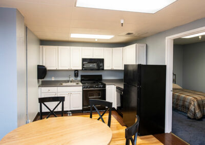 French Park kitchen for occupational therapy