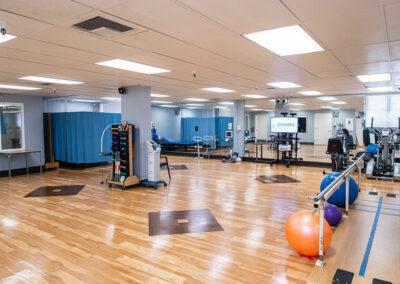 French Park rehab gym