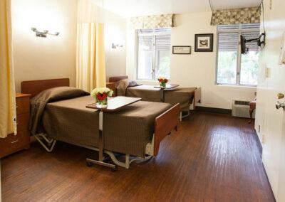 French Park semi-private room