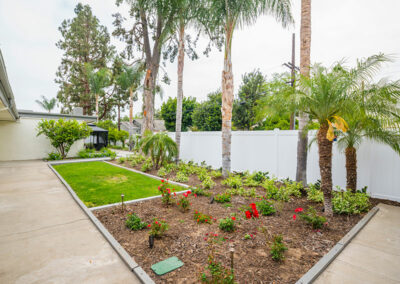 Gordon Lane outdoor green lawn and trees