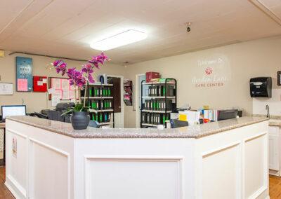Gordon Lane nurses station
