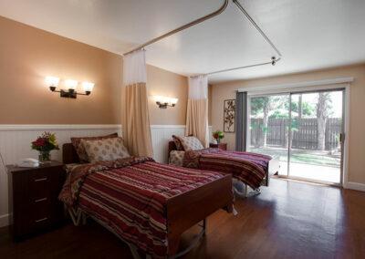Gordon Lane semi-private room