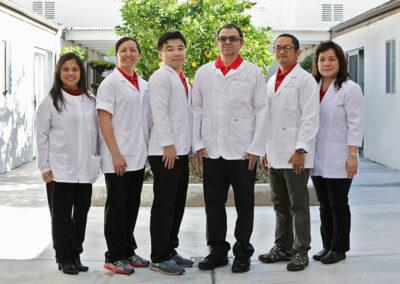 Monterey Park rehab therapist staff portrait