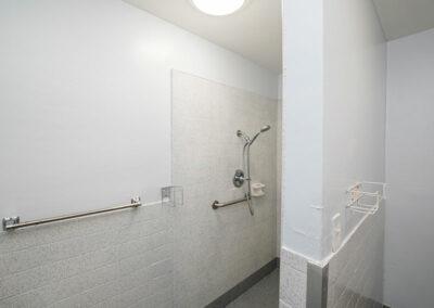 Monterey Park shower