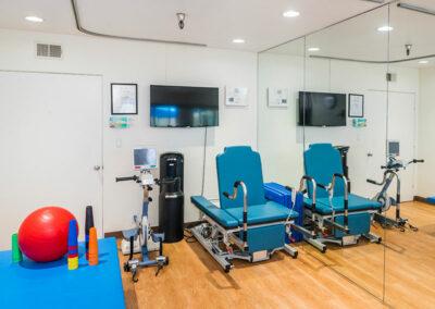 Pacific Post-Acute rehab gym