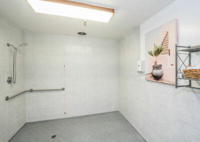 Shower at Pacific Post-Acute